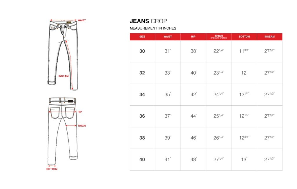 JEANS Corp
